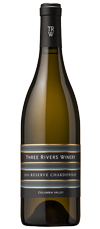 2016 Three Rivers Reserve Chardonnay, Columbia Valley Image