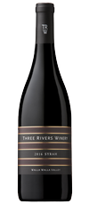 2016 Three Rivers Syrah, Walla Walla Valley