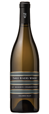 2017 Three Rivers Reserve Chardonnay, Columbia Valley
