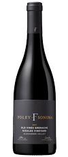 2017 Foley Sonoma Old Vine Sceales Vineyard Grenache, Alexander Valley
