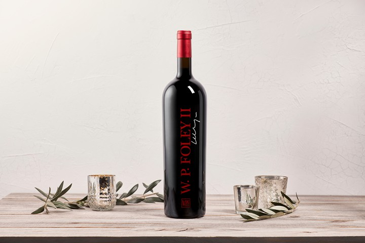 Chalk Hill 2017 William P. Foley II Cabernet Sauvignon